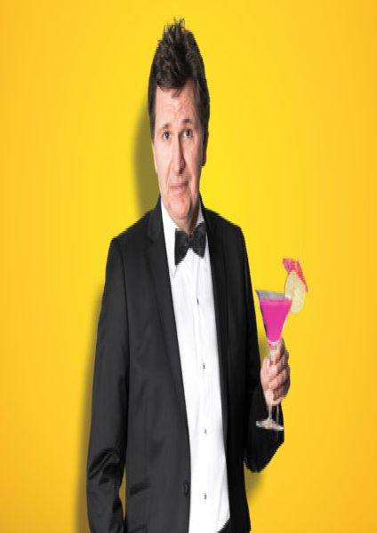 on Friday, May 31, Stewart Francis is bringing his final ever stand-up tour, INTO THE PUNSET, to The Maltings, Berwick.