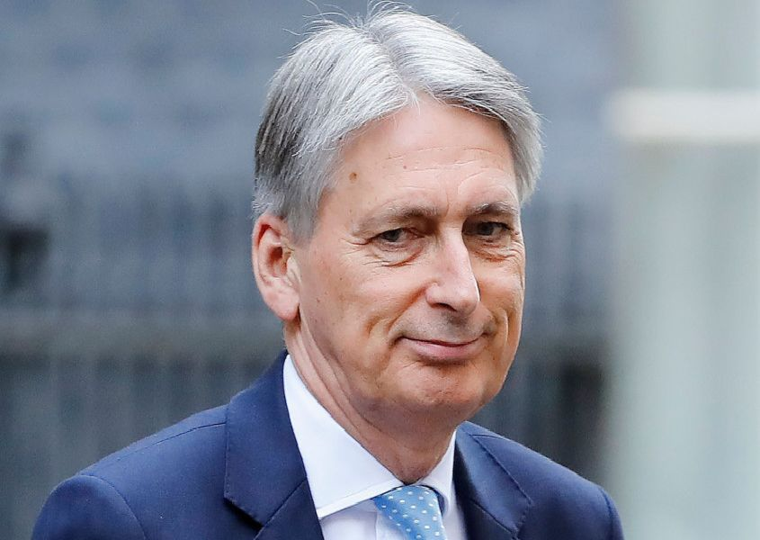 Chancellor of the Exchequer Philip Hammond. Picture: Getty Images