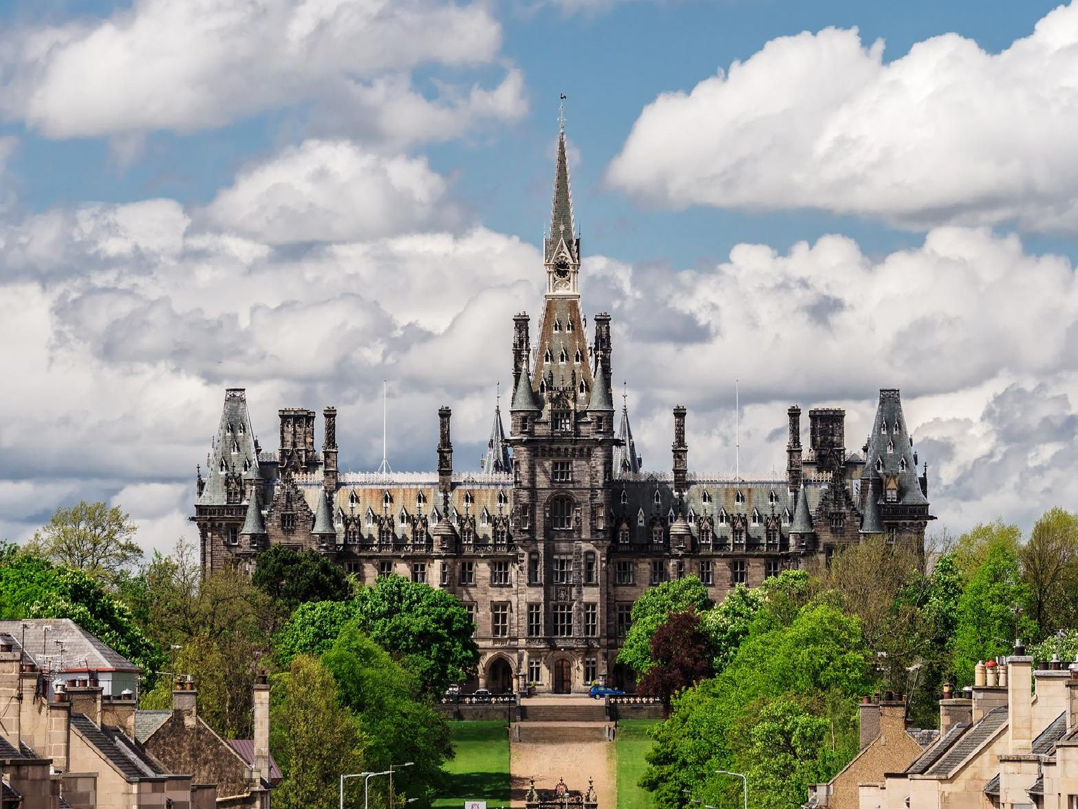 Fettes College holds the most expensive fees in Scotland