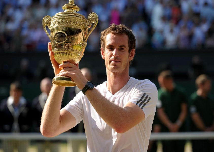 Sir Andy Murray has won the Men's Singles title at Wimbledon twice. Picture: PA