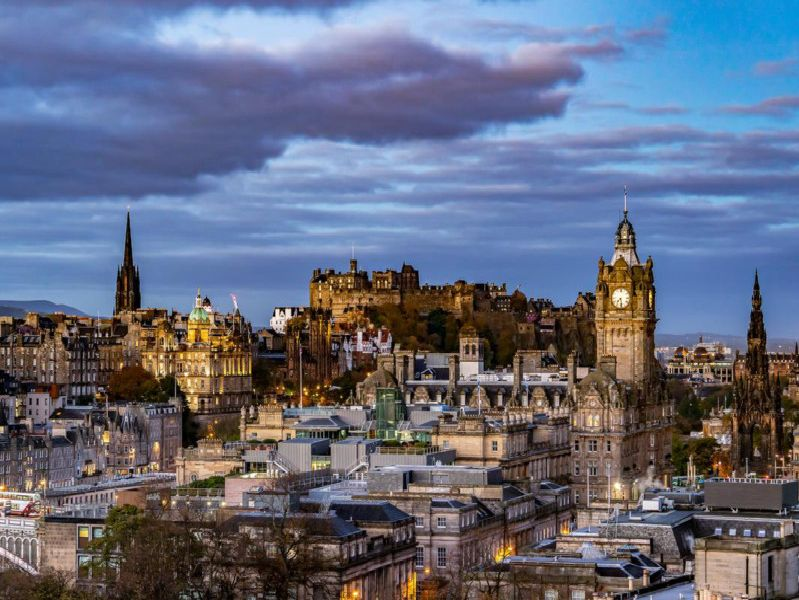 These are the most expensive properties on Edinburgh's market right now