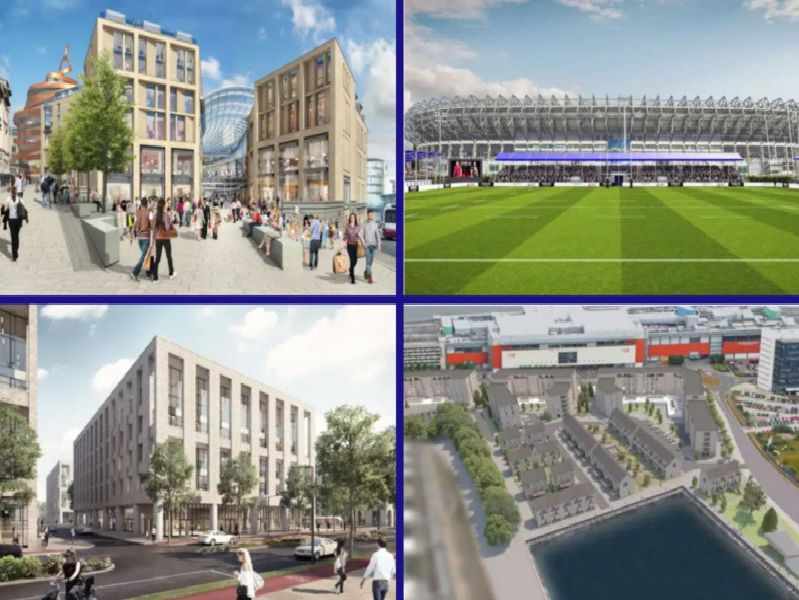 9 of the huge developments that will change the face of Edinburgh