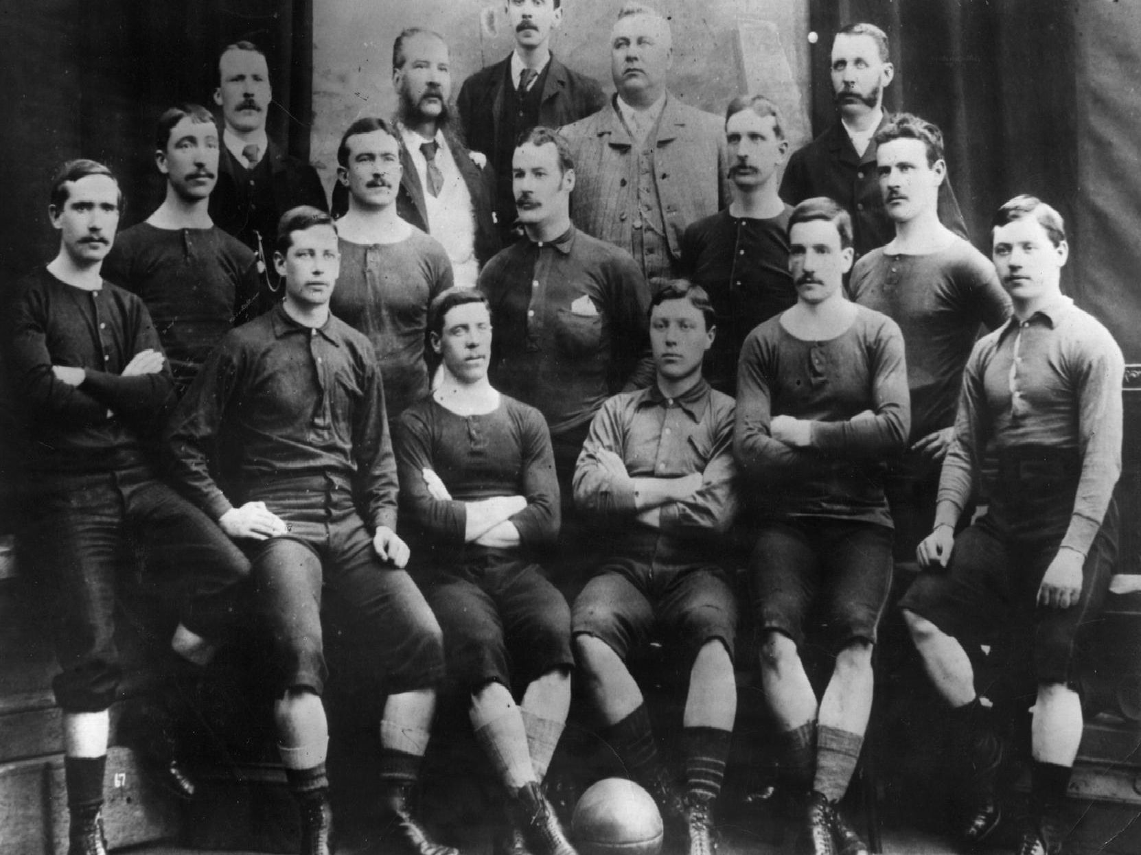 Renton FC were one of the founding fathers of the Scottish football league