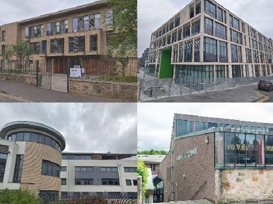 These are the best and worst performing publicly funded secondary schools in Edinburgh for getting school leavers into employment, training or further study