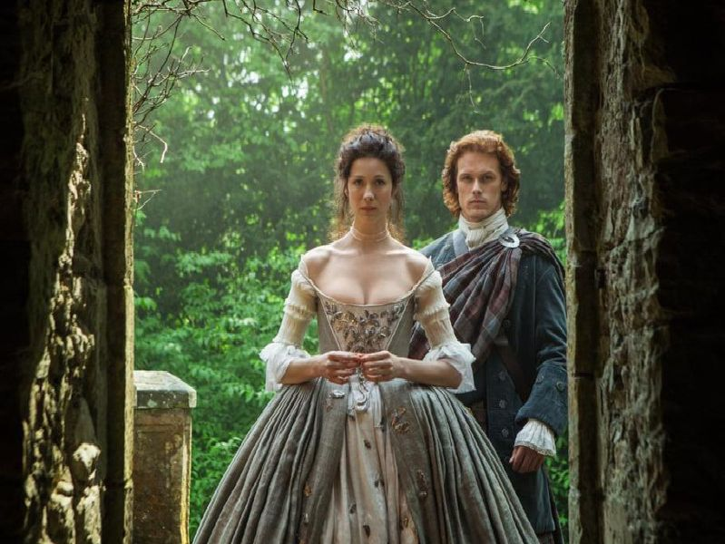 Outlander fans will be familiar with the stunning locations used across Scotland to film the hit show