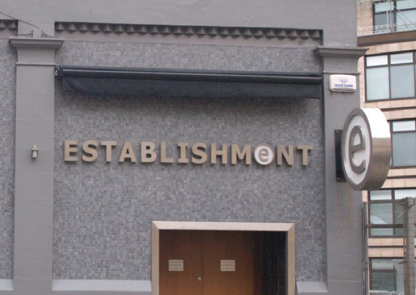 News'Picture of Establishment 3 Semple street Edinburgh