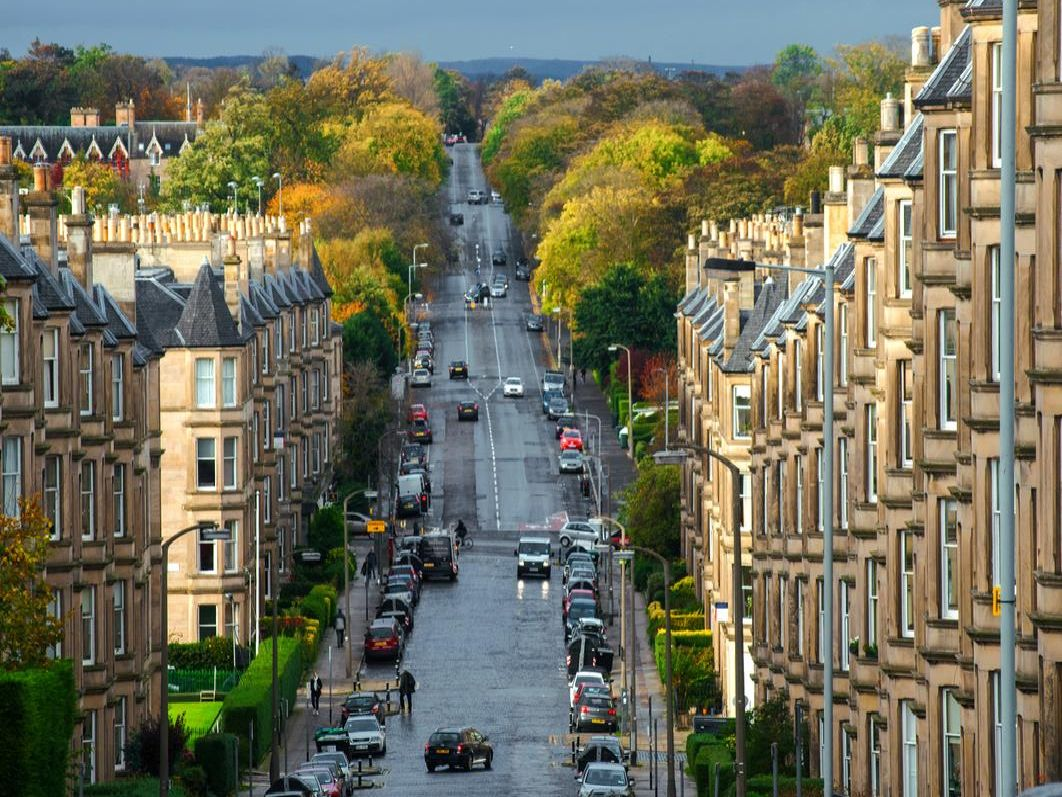 The property market in Edinburgh has seen house prices rise over the last five years (Photo: Shutterstock)