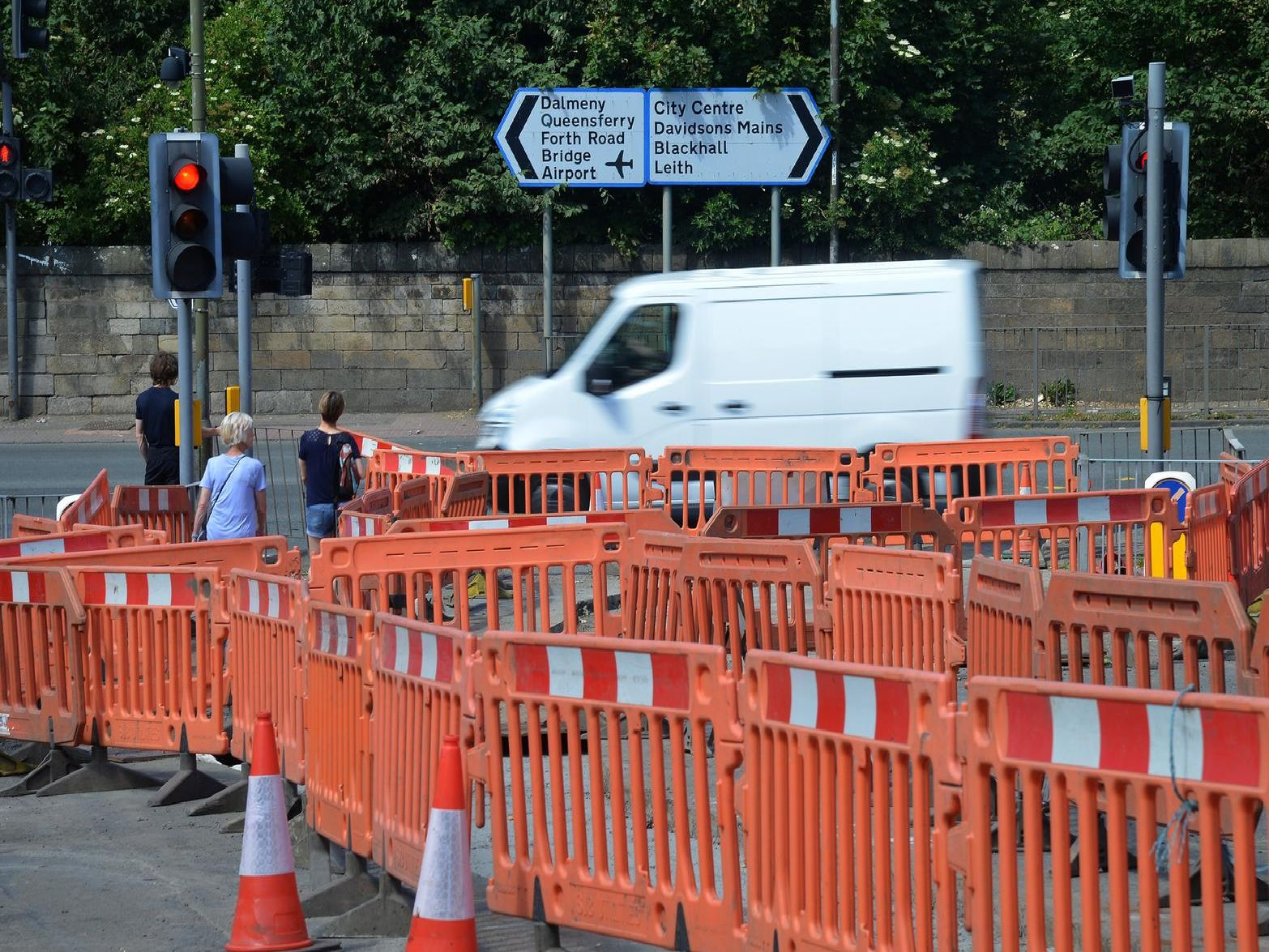Plenty of new roadworks are due to start from Monday (Photo: TSPL)