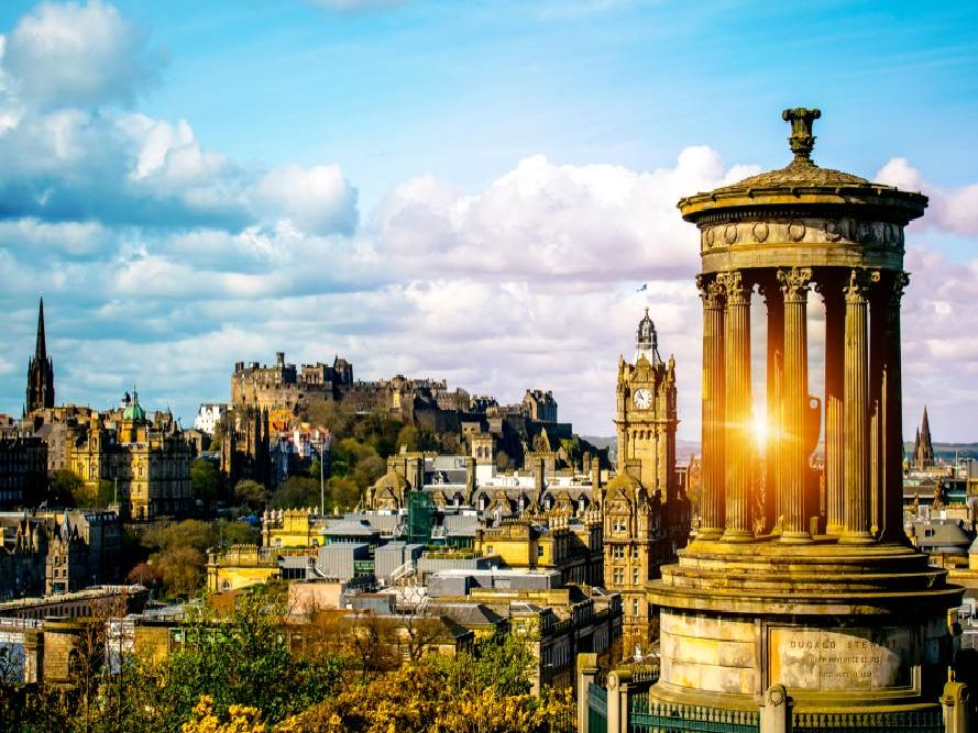 Did you know the history behind some of Edinburgh's most famous streets?