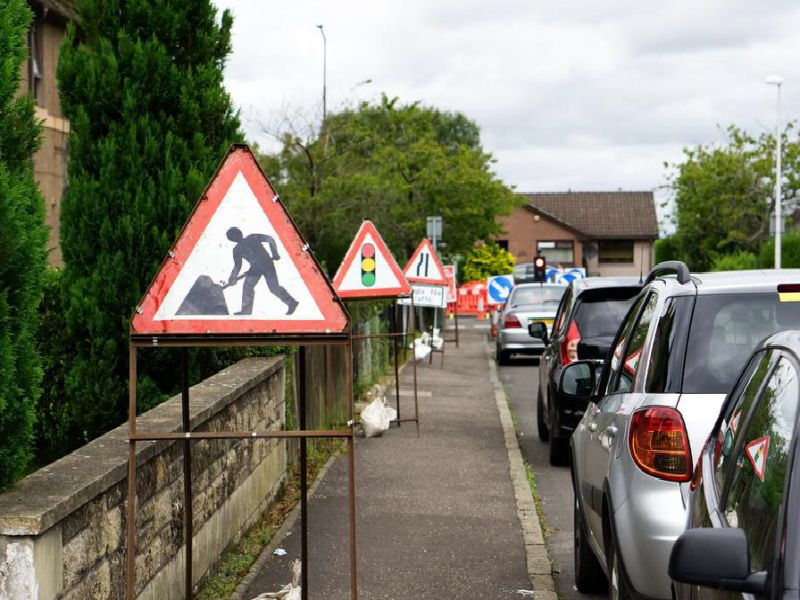 Don't let your travel plans be disrupted by roadworks this week