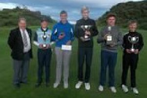 Lothians round-up: Ciaran Paterson joins elite club as he wins Lothians Boys' Championship for second year running.