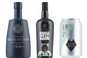 The gins that will be on sale at Lidl from Thursday