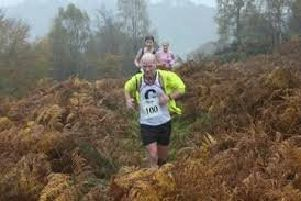 Strathcarron is recruiting for sell-out trail race