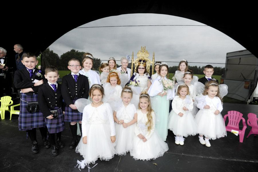 Mariners Day 2019 in Camelon. Pictures by Alan Murray.