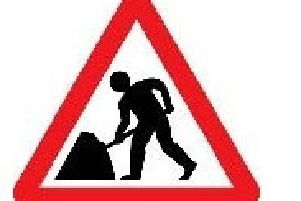 Roadworks on B8033 at Dunblane start tomorrow