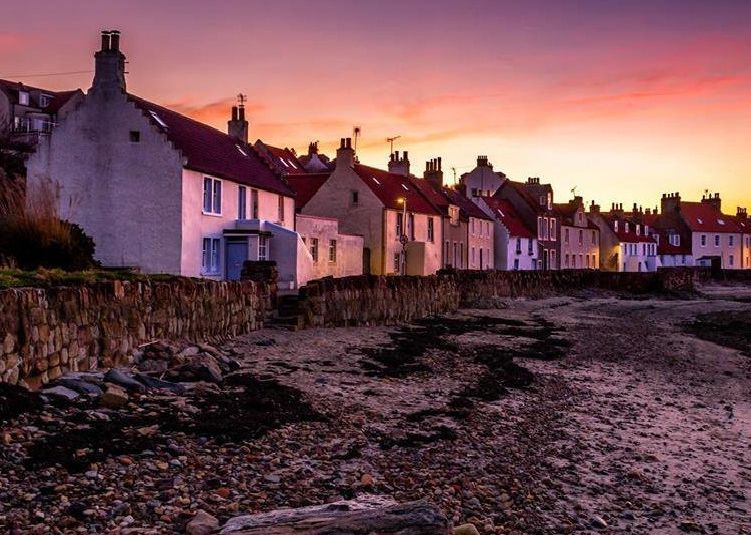 Sunrise at Pittenweem. Pic: John S Pow Photography
