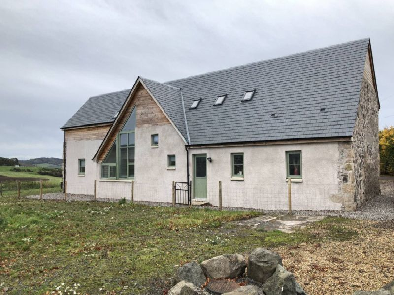 Blinkbonny Farm Steading, East of Lindores - on the market for offers over �425,000.