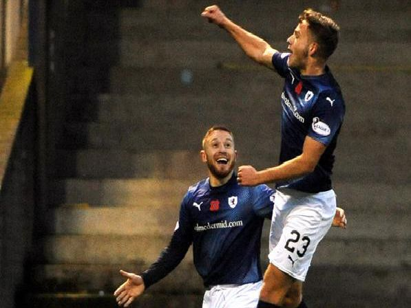 Raith Rovers 3 Stranraer 1: Manager interviews - Fife Today