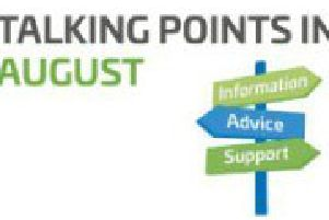 East Renfrewshire Talking Points events throughout August