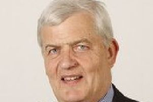Maurice Corry Conservative MSP