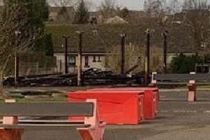 Appeal to help replace blaze-hit classroom for Robroyston pupils