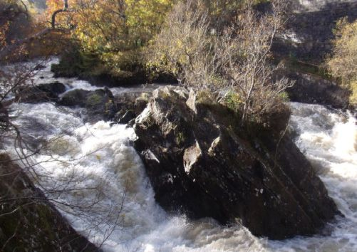 Callander To Falls Of Leny Picture Submitted