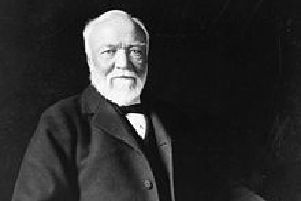 Andrew Carnegie was one of the most sucessful industrialists of his era