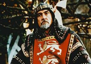 Sean Connery as Richard I in Robin Hood: Prince of Thieves.  Picture: WikiCommons