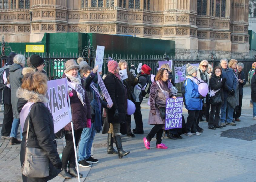 Picture: Waspi/inews