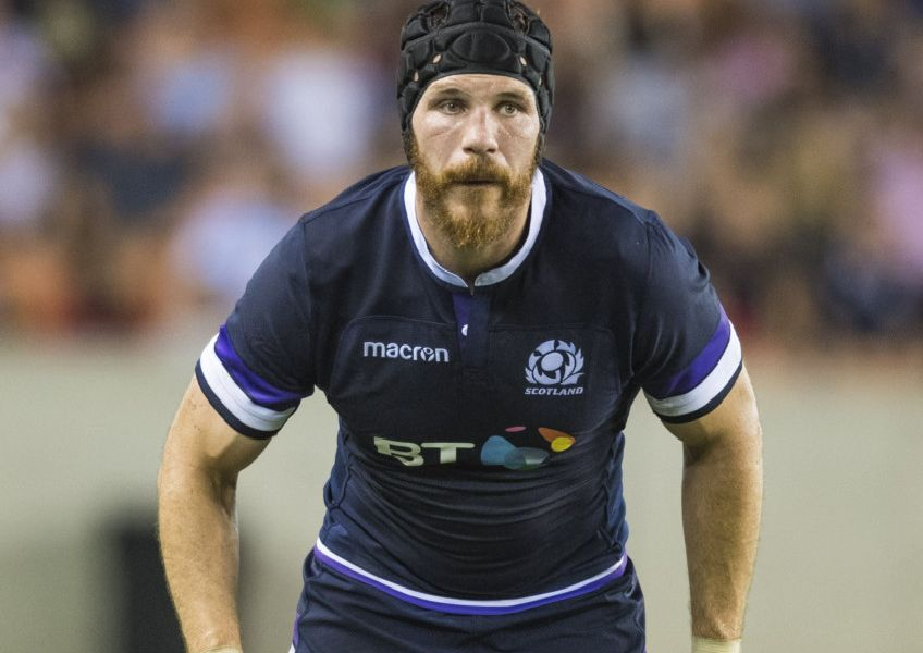 Tim Swinson, who is leading the initiative to create a players' union