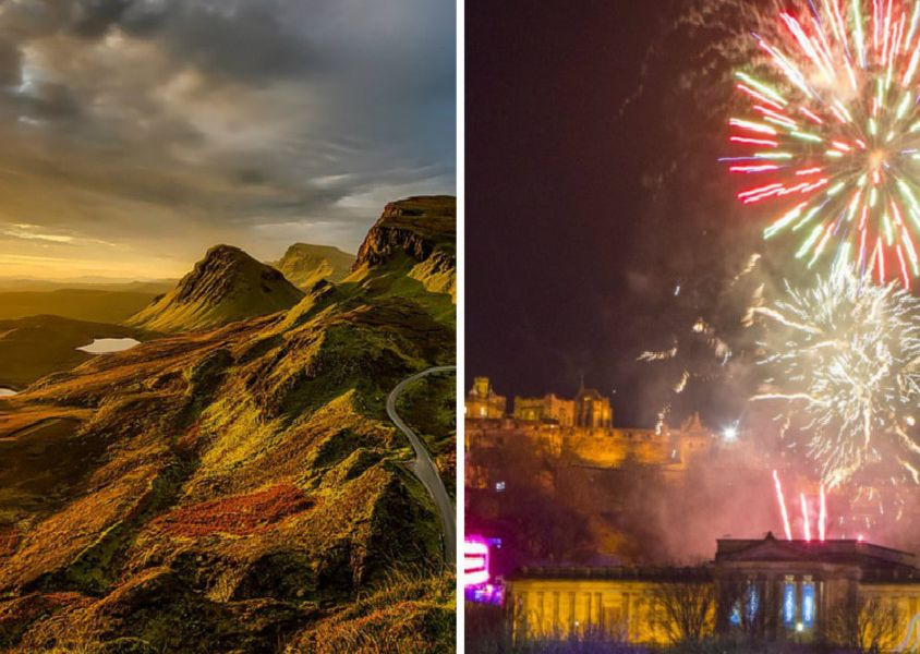 10 of our top activities everyone in Scotland should try.
