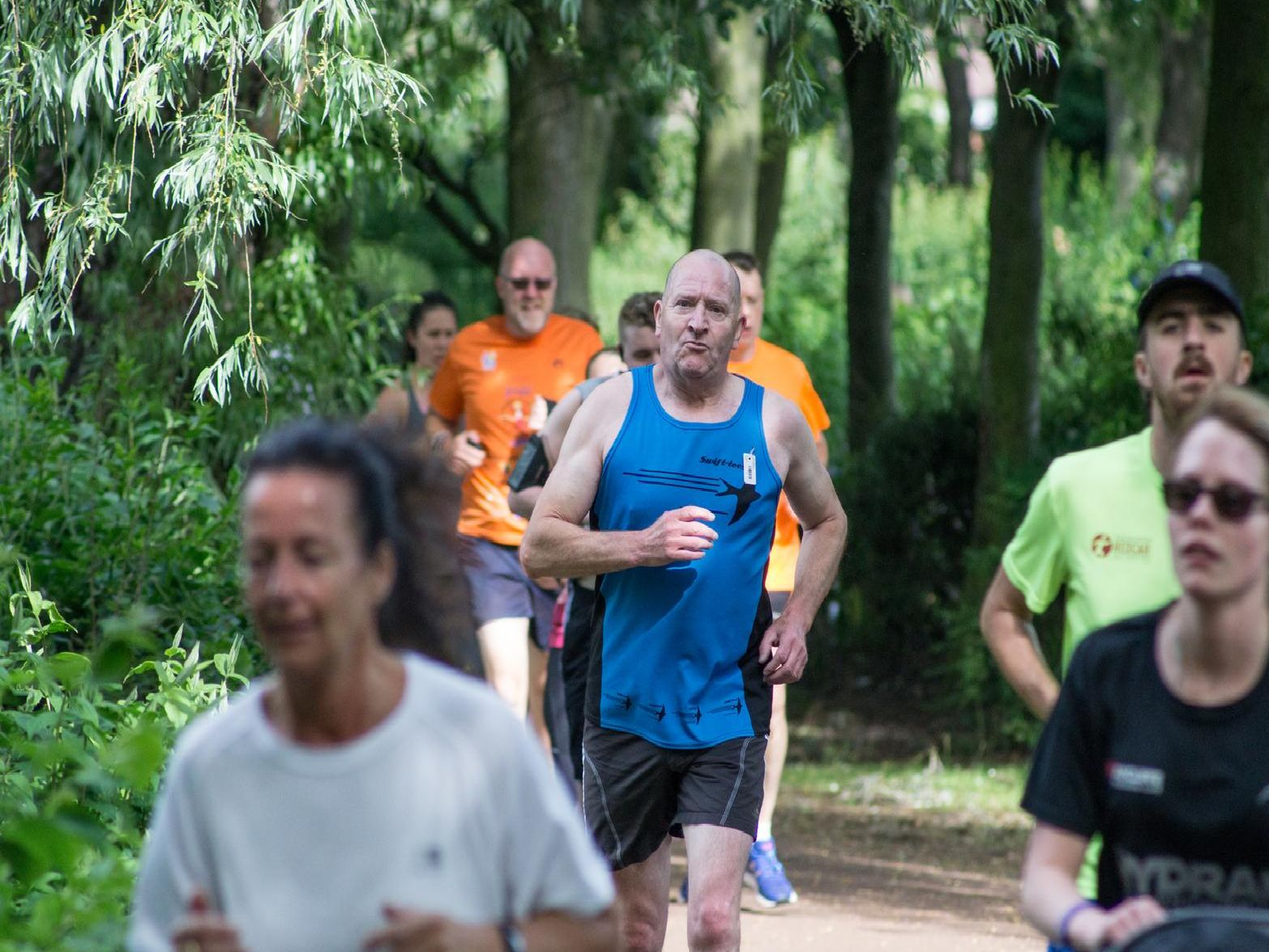 Parkruns are growing rapidly in popularity in Scotland