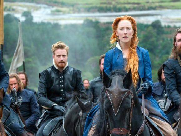 A number of striking Scottish locations feature in Mary Queen of Scots