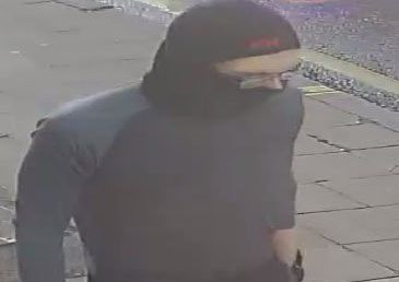 Police have released this CCTV image.