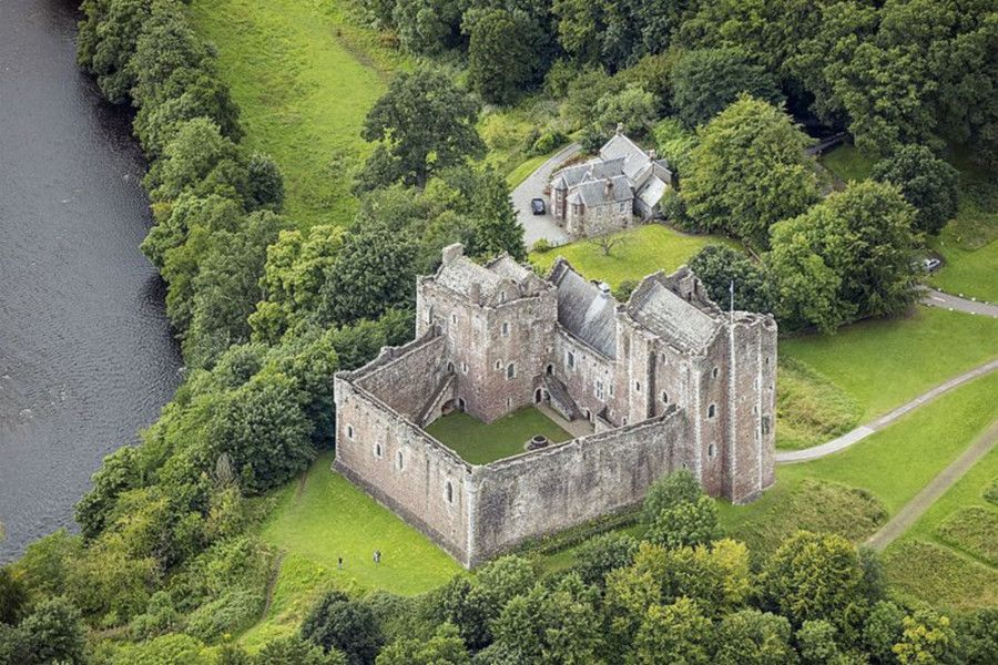These are the 10 most popular historic sites in Scotland to visit