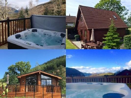 These Airbnb properties come with the added perk of their own hot tub