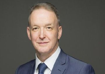 CEO Robin Wood cheered Wood's 'good organic growth' in 2018. Picture: contributed.