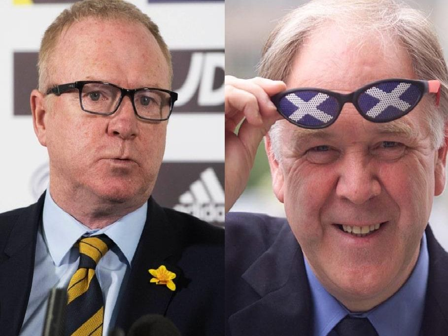 Just how does Alex McLeish compare to previous Scottish managers?