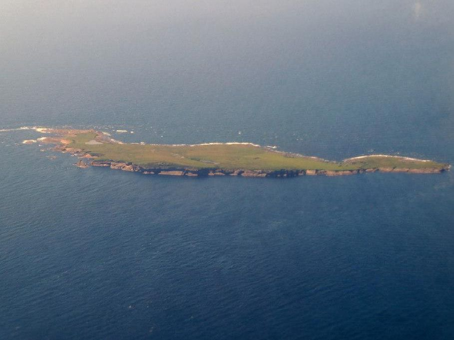 Tour the eerie Scottish island of Swona - abandoned for over 40 years