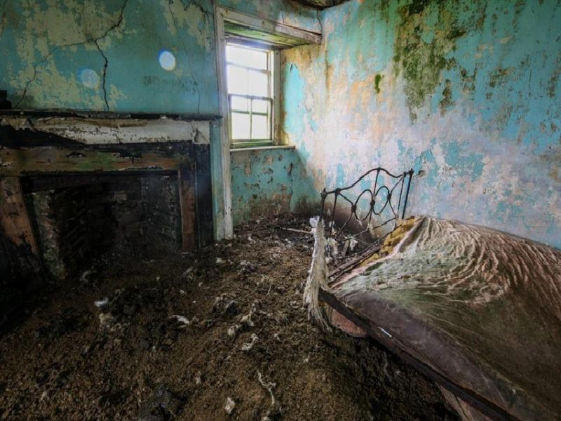 The eerie island of Stroma remembered