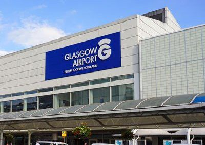 Stand in scanner staff at Scottish airports missed images of guns and bomb components