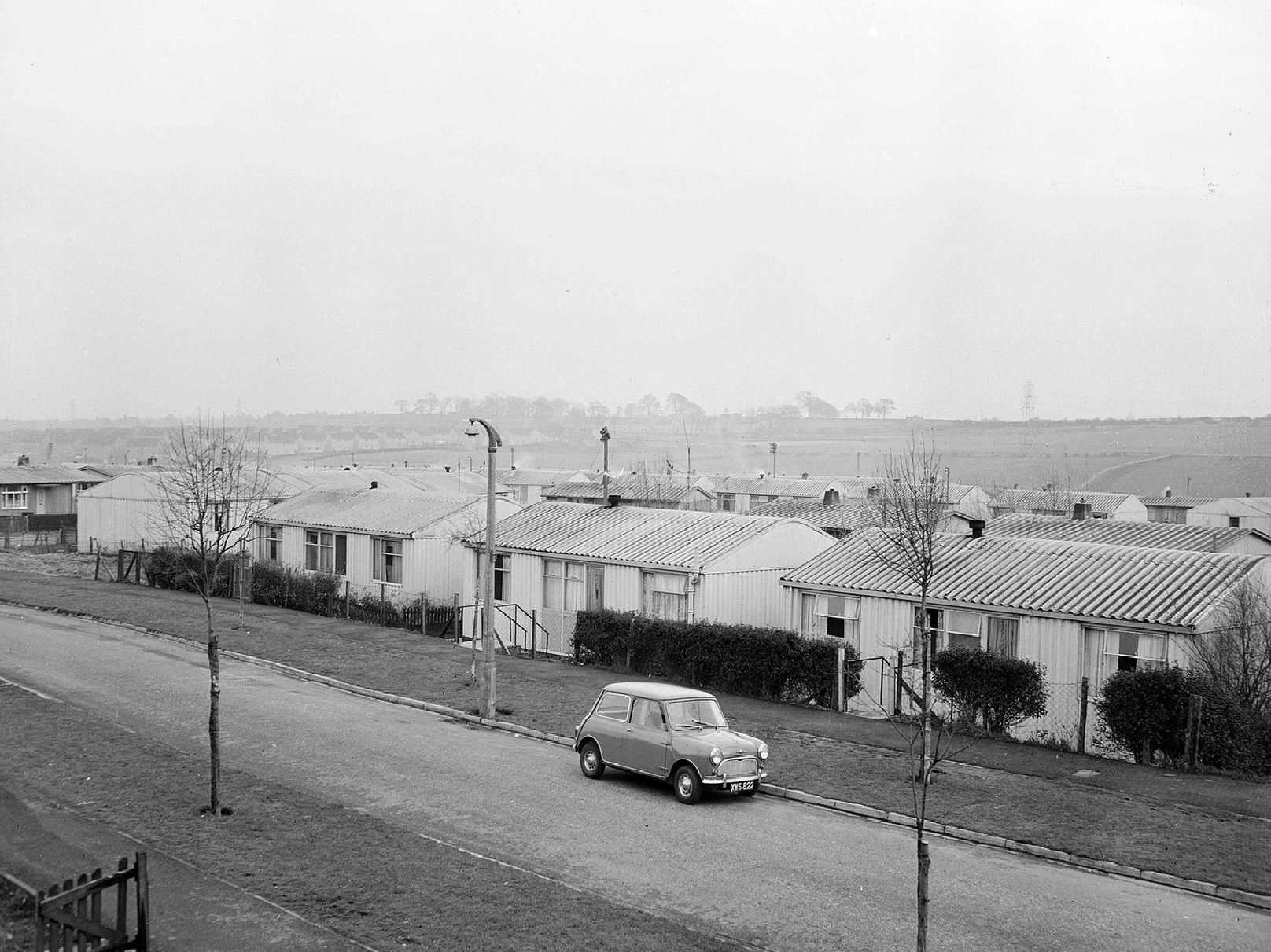 Remembering the prefab houses of Scotland