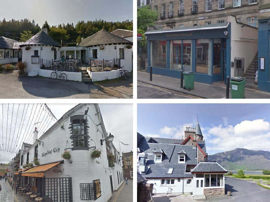 These are the 33 pubs in Scotland listed as the 'pick of the pubs' in the Good Pub Guide 2019 (Photo: Google Maps)