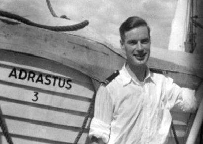 Dr Ian James Burns toured Asia as a Ship's Surgeon aboard the cargo vessel Adrastus in 1956