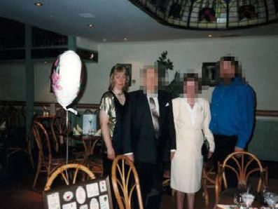 Margaret Fleming, left, in one of the last pictures taken of her. Picture: Police Scotland