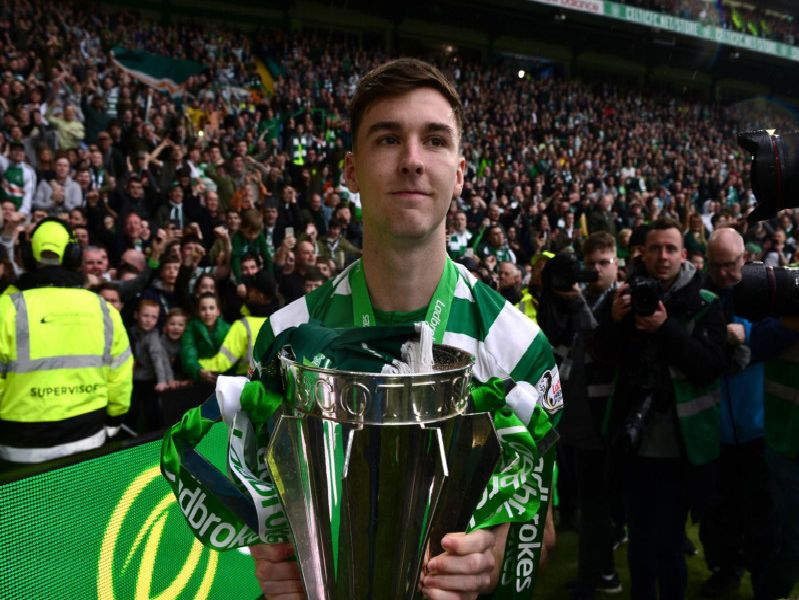 Kieran Tierney: Celtic 'have contingency plans' if Arsenal target is sold