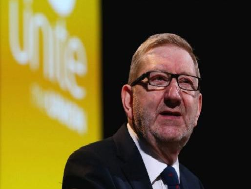Len McCluskey: 'I would have voted for Scottish independence in 2014'
