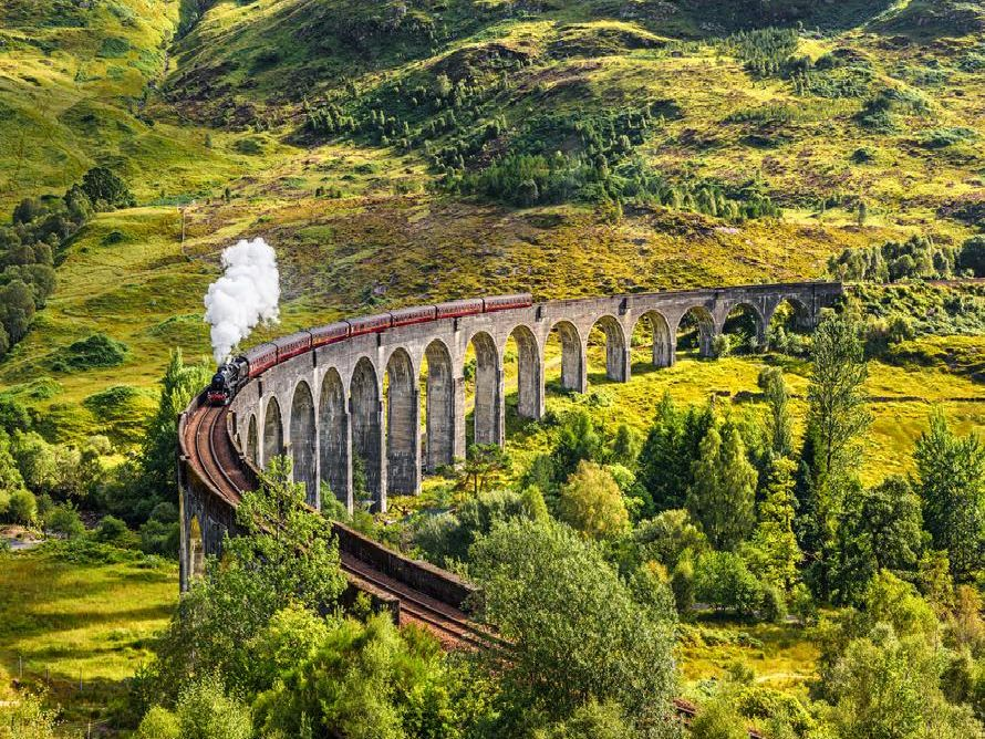 Make sure you don't miss out on these incredible experiences Scotland has to offer