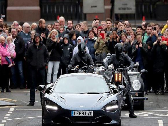 Fast and Furious 9: 52 Edinburgh road closures and month of filming 'big ask for city'