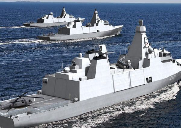Rosyth jobs boost as yard wins frigate contract